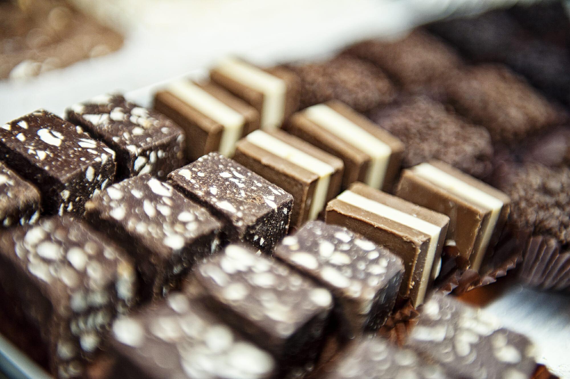 Cioccolatini e Canditi