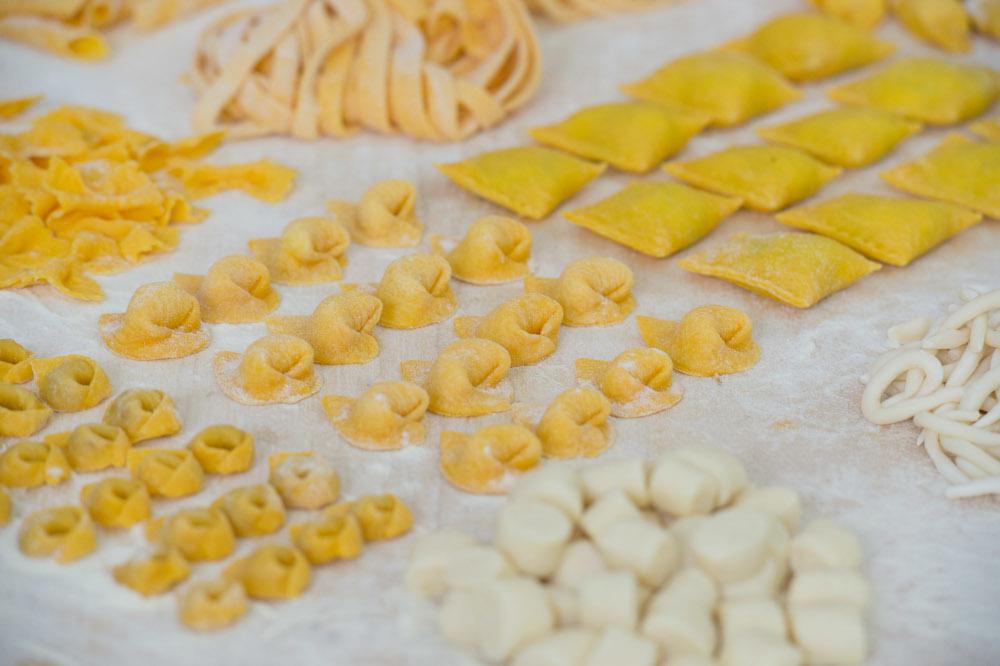 pasta fresca cappelletti