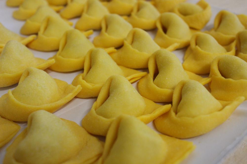 Cappellacci pasta fresca