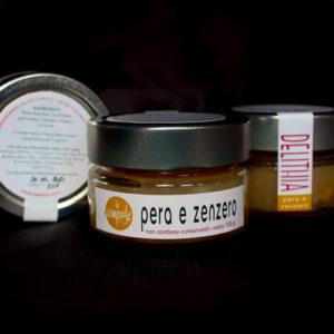 Pera e Zenzero